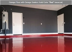 Garage Floor Paint | Epoxy Concrete Coatings | Residential Epoxy Concrete  Sealer