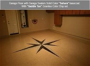 Garage Floor Paint | Epoxy Concrete Coatings | Residential Epoxy Concrete  Sealer