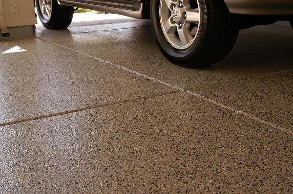 Page 1 Epoxy Garage Floor Paint | Photo Gallery